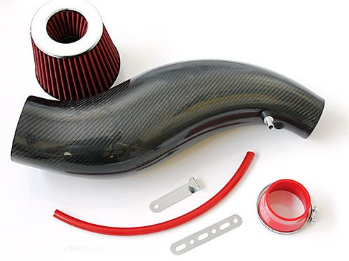 CIVIC CARBON POWER CHAMBER INTAKE FOR EG EK EJ DC2