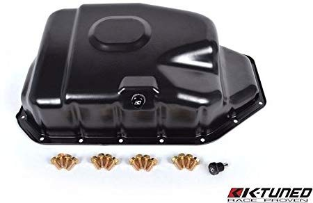 K-TUNED STEEL OIL PAN KIT HONDA K-SERIES