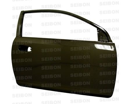 Seibon Honda Civic Hatchback (EG6/EH2/EH3) (2-Door) (92-95) Carbon Fibre Doors (Pair)