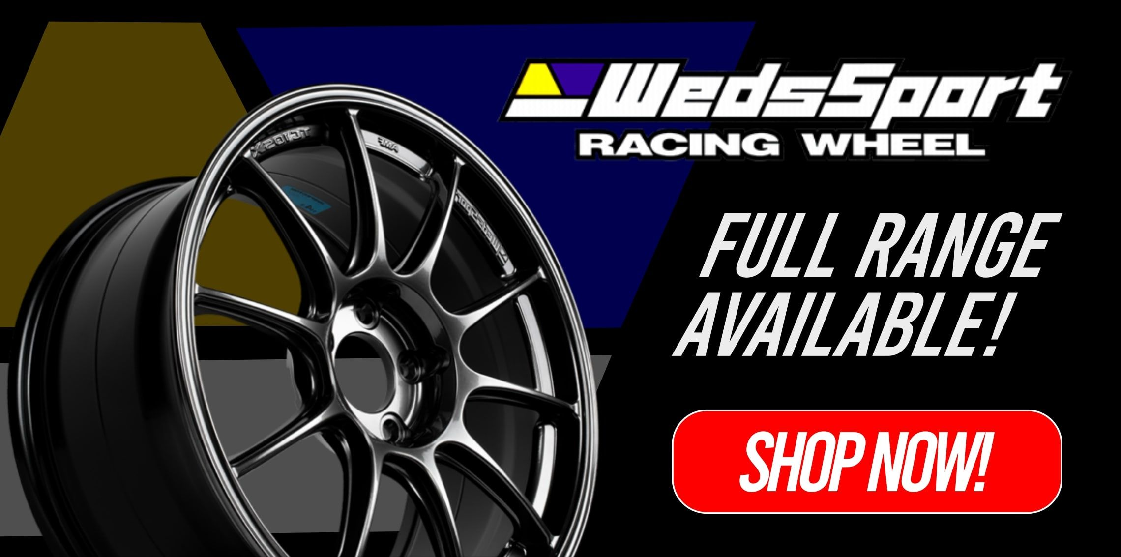 WedsSport Alloy Wheels
